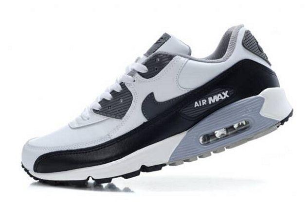 air max 90 noir blanc