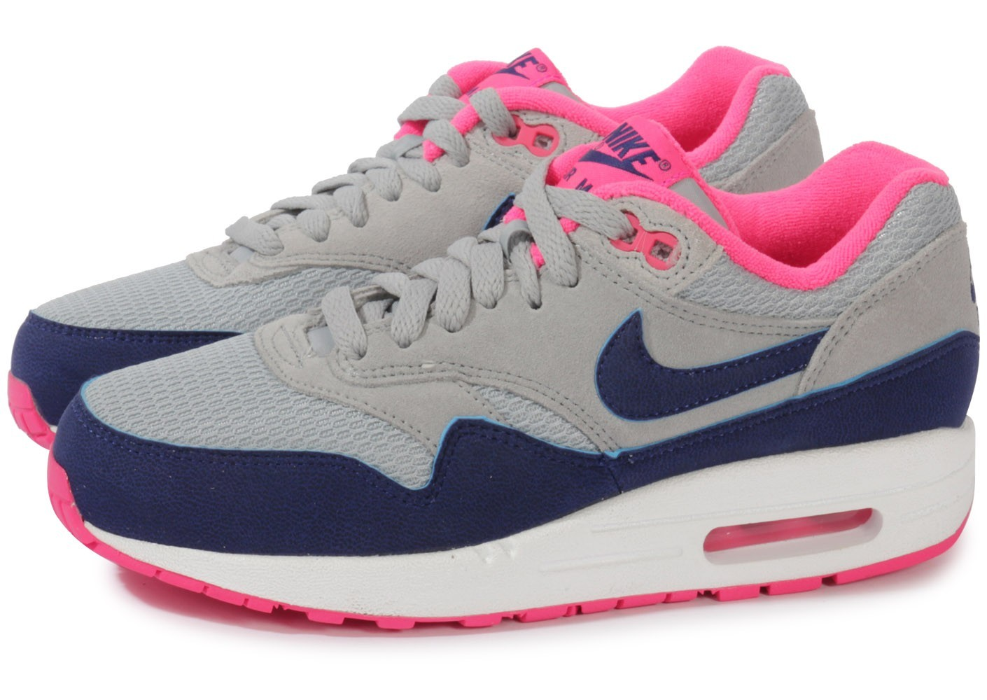 1 rose grise air nike essential max nqUxZp80wE 23e16473fc62