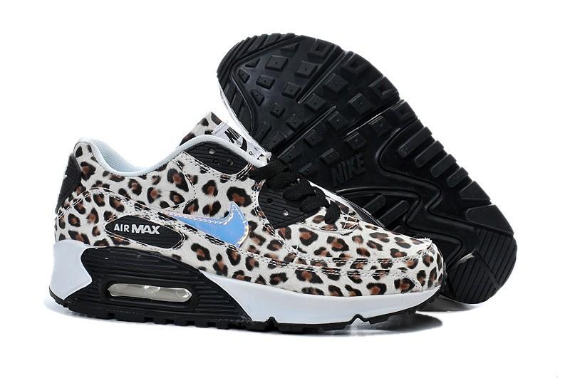 nike air max 90 femme grise leopard