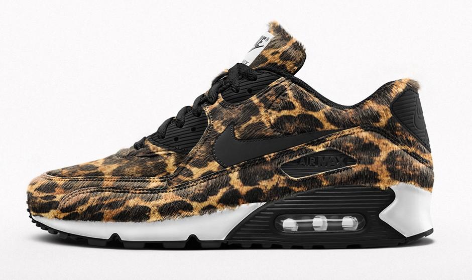 Nike Air Max 90 LX 'Leopard' Animal Pack (femme)