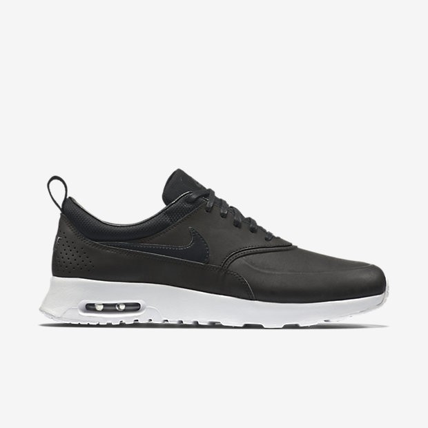 leather femme air max blanche premium thea nike Uf0qY