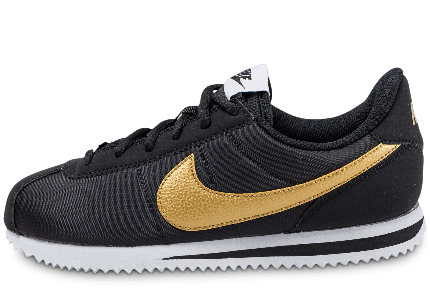 nike cortez homme or