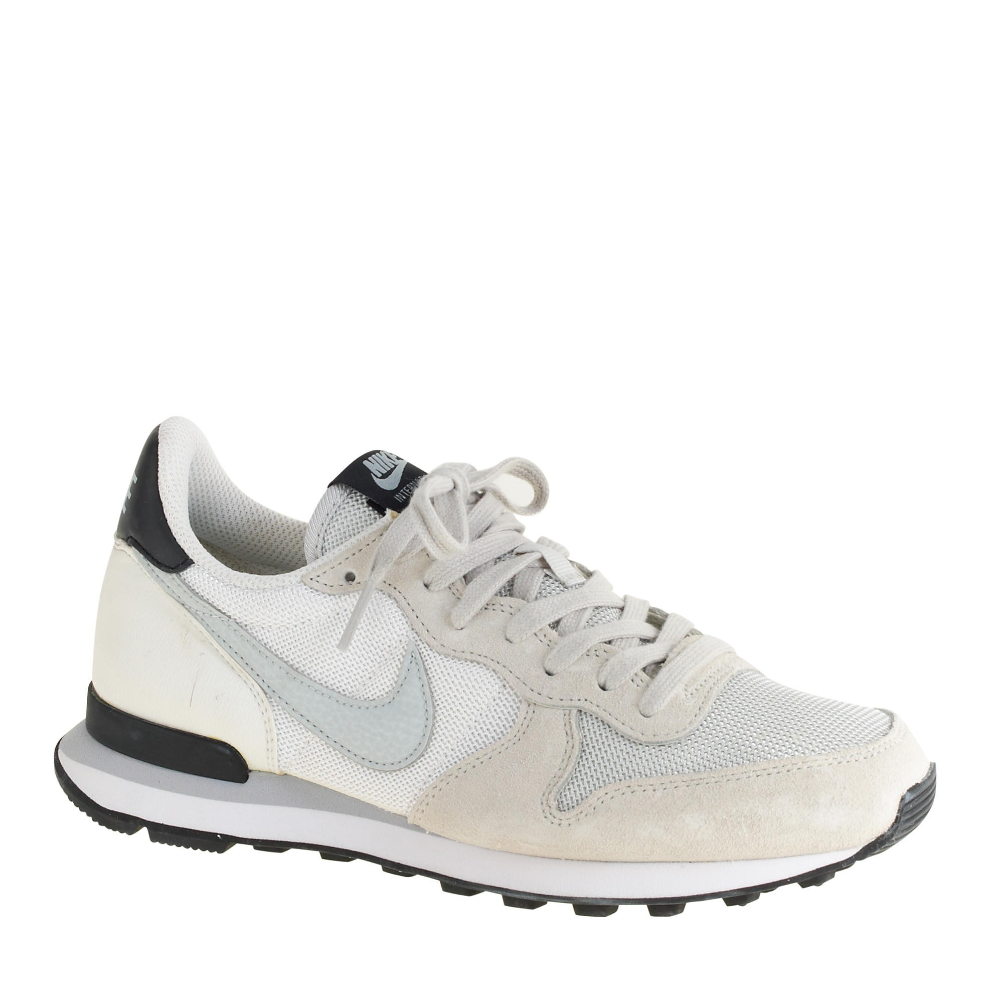 nike femme internationalist beige