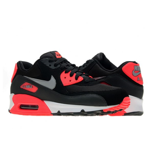 air max grise et rouge