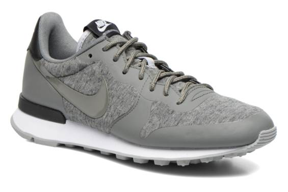 nike internationalist grise femme